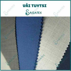 Vải cao cấp tuytsi Sagatex